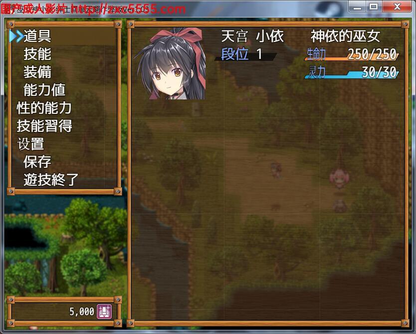 【日式SLG汉化】 巫女神小依~V1.0.3 PC+安卓汉化作弊版【2.3G】 6